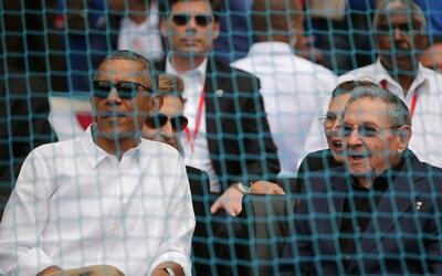 Restablecimiento de relaciones diplomáticas entre Cuba y Estados Unidos...