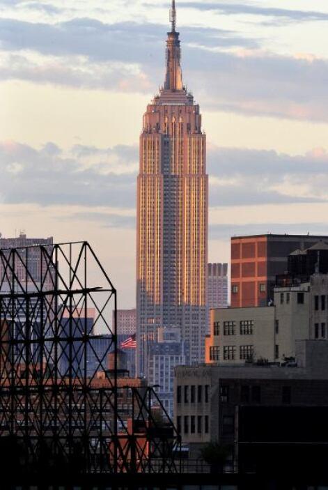 El emblemático edificio se pondría en venta a partir de la próxima seman...