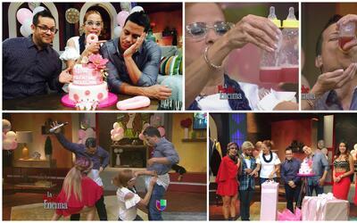 Bienvenida a la familia de Univision Puerto Rico Leah Valentina