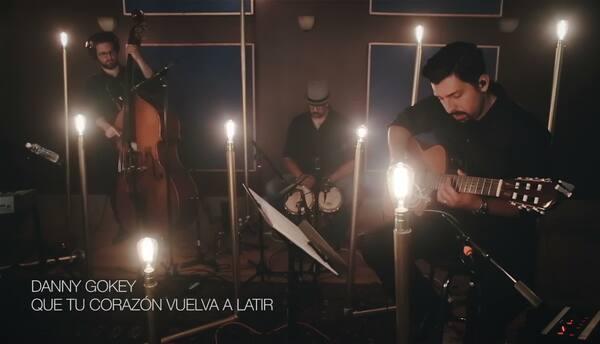 Estreno: video musical 'Que tu corazón vuelva a latir (Tropical remix)'