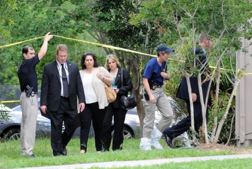 Sin embargo, el Canal 2 WESH de la televisión de Orlando reportó que fue...