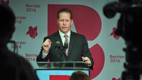 David Bernier, candidato a la Gobernación de Puerto Rico por el PPD.