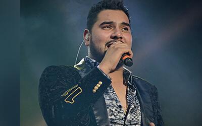 El vocalista de la Banda MS, Alan Ramírez orgulloso de la cicatriz que...