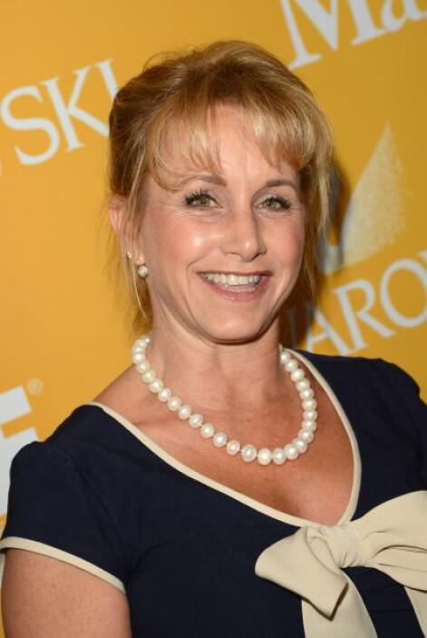"""Apareció como invitada en varios programas, y regresó a """"Beverly Hills 9..."""