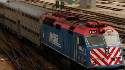 Tren de Metra