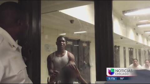Dan a conocer el video de la situación de rehenes en cárcel del condado...