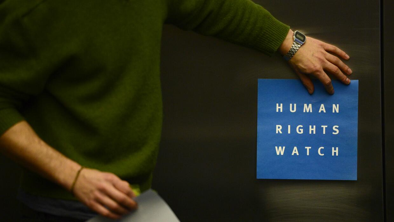 Human Rights Watch acusa al gobierno venezolano de no hacer lo suficient...