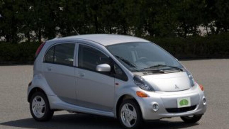 Autos ecológicos del LA Auto Show
