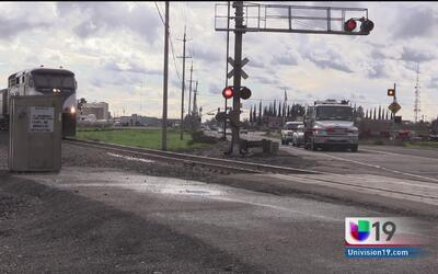 Preocupa a autoridades fatales accidentes en el tren