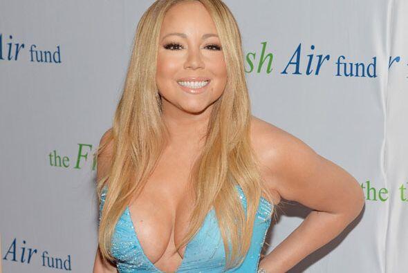 Pero Mariah no sólo es una mami tierna. Aquí los videos m&...