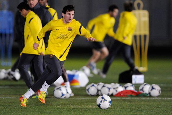 Ya de vuelta al entrenamiento, los jugadores se ven en gran estado físico.