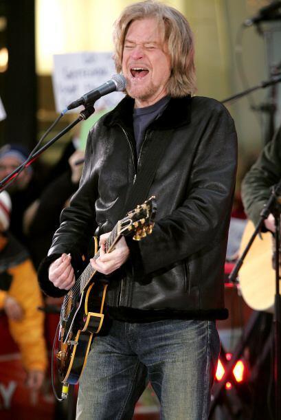 Daryll interpretó la canción Gloryland.