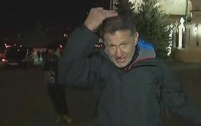 El profe Osorio no tiembla en Rusia para el sorteo de la Copa Confederac...