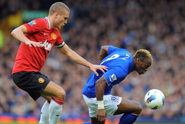 Los 'players' de Ferguson presionaron en cada espacio.