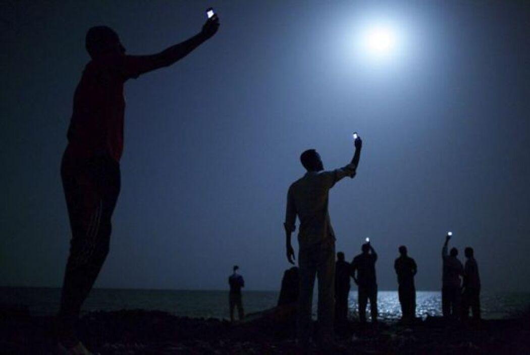 El fotógrafo estadounidense John Stanmeyer ganó este viernes 14 de febre...