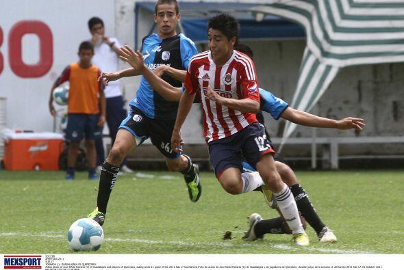 José David Ramírez (5).-Jovencito con muy buenas condicion...