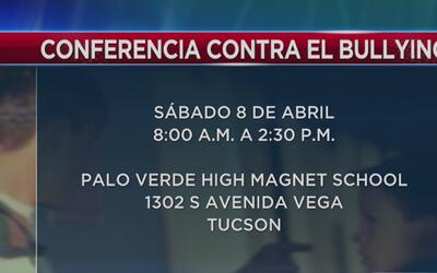 Conferencia contra el bullying en Tucson