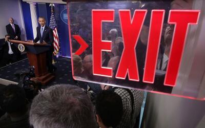 Obama se quedó corto en la agenda de promesas con la minor&iacute...