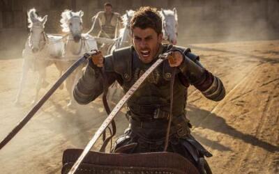 'Ben-Hur' regresa lleno de acción