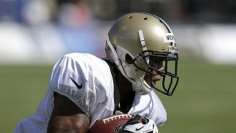 Joe Morgan se queda en los Saints (AP-NFL).