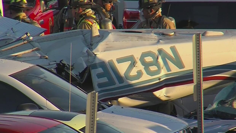 Mueren tres personas en accidente de avioneta en Nevada