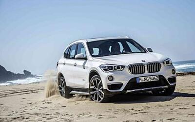 La marca alemana presentó la segunda generación del BMW X1 que se renuev...