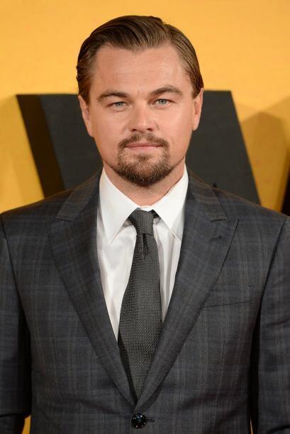 El sexy ''Lobo de Wall Street'', Leo DiCaprio, sí que logr&oacute...