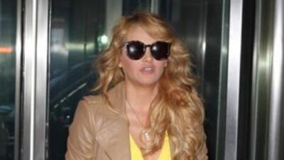 Paulina Rubio (Archivo)