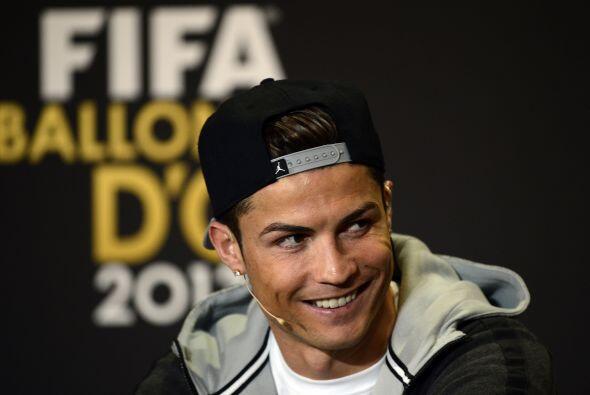 El portugués agradeció las palabras del jugador argentino...