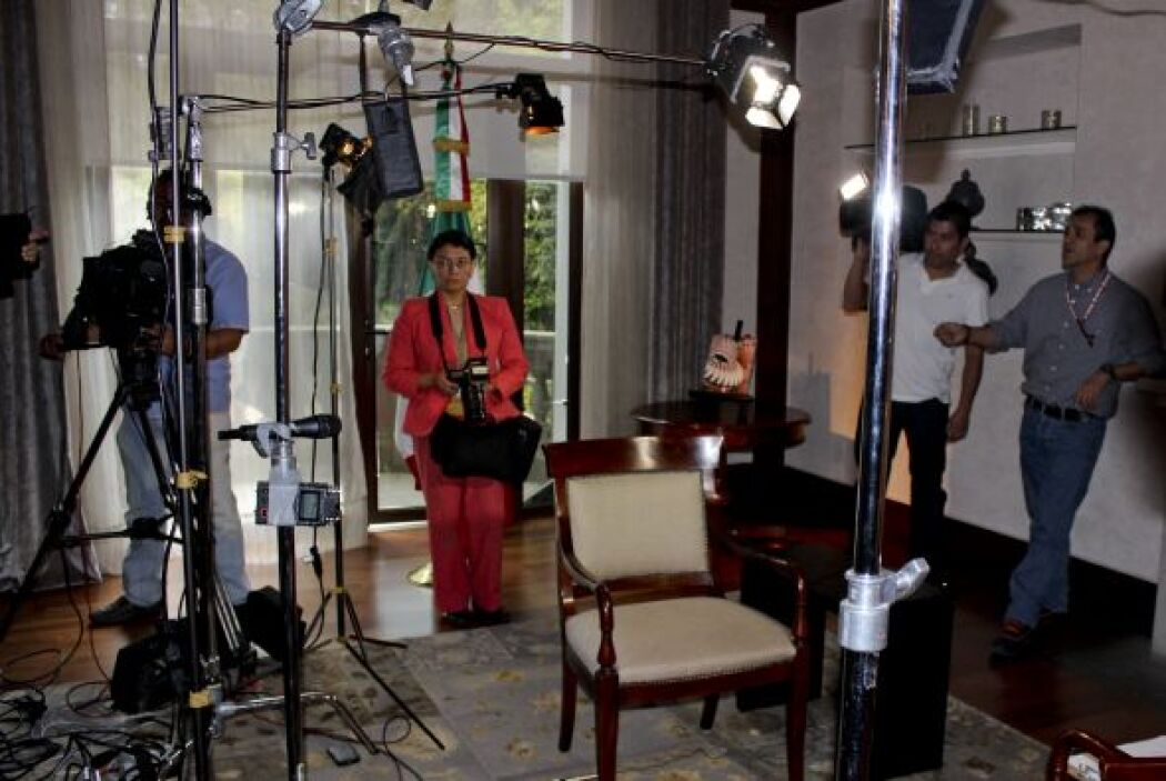 Peña cuenta a Univision que no pudo ocultar su satisfacción y alegría. F...