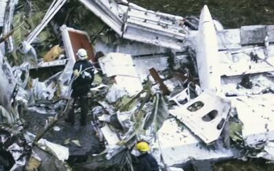 Aún no hay una cifra final de fallecidos y sobrevivientes del accidente...