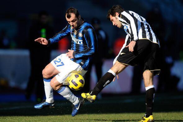 A primera hora de esta fecha dominical, el Inter de Milán buscaba...