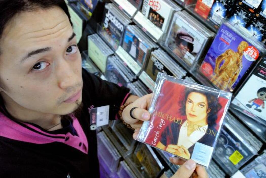El número de CDs publicados por discográficas niponas aumentó en 2012 po...