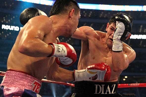 La 'Zorrita' Soto se alzó con la victoria con una pelea inteligen...