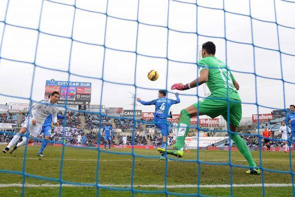 A 11 minutos del final se marcaría el último tanto, nuevamente de Ronaldo.