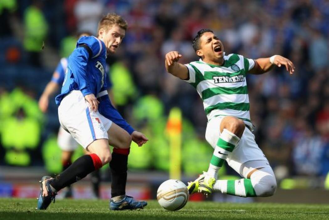 Aunque esta temporada Emilio no tuvo mucha regularidad debido a una lesi...