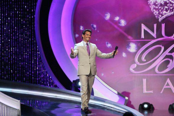 El actor Cristián de la Fuente fue invitado para compartir una noche úni...