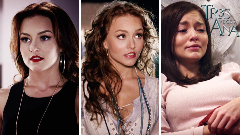 """""""Tres Veces Ana"""" es drama, amor y misterio, así fue el estreno mundial p..."""