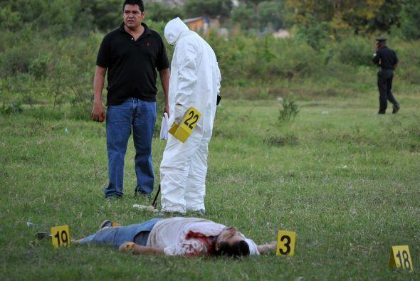 La Dirección Nacional de Investigación Criminal (DNIC) informó que 'hast...