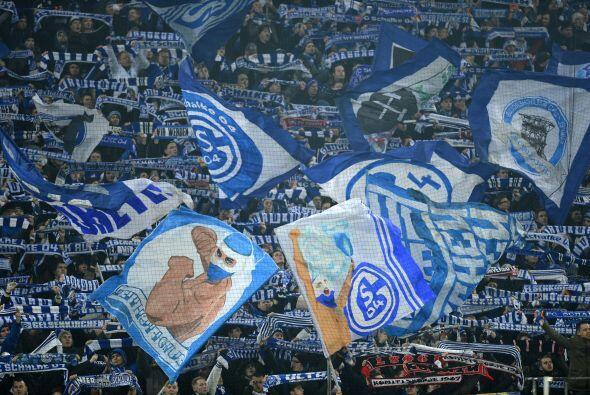 Otro alemán se coloca en el sexto puesto, el Schalke 04 sorprende al est...