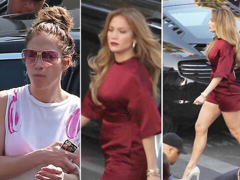Jennifer Lopez volvió a sorprendernos con una transformaci&oacute...