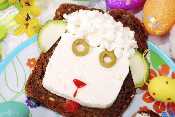 Según los especialistas los niños que tienen una dieta bal...