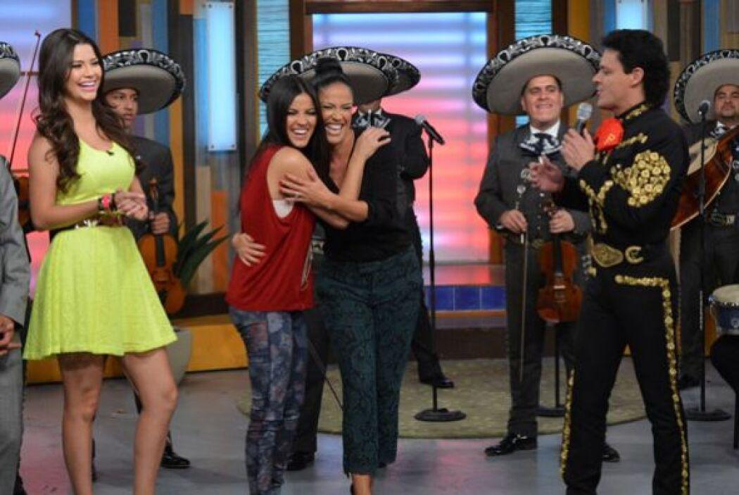 ¡Suerte a Maite y a Pedro con su nueva telenovela! No se pierdan 'Cachit...