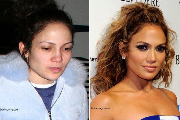 """¡Qué le pasó!, Jennifer Lopez es una de las mujeres más sensuales del """"s..."""