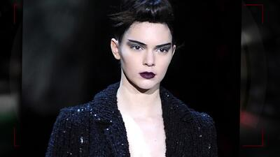 """Kendall Jenner recibe trato de """"Mean Girls"""" por parte de otras modelos"""
