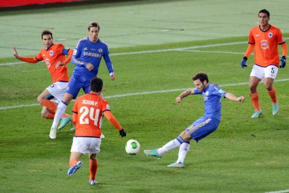 Rayados sucumbió en la Semifinal ante el Chelsea de Inglaterra, y...