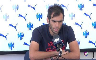 César Delgado: 'Hay mucha calidad en el equipo'