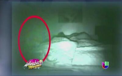 Fantasma trata de atacar a una pareja