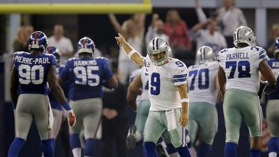 Highlights Semana 7: New York Giants vs. Dallas Cowboys