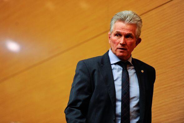 Jupp Heynckes: Sabiendo que no continuará con el Bayern Munich, e...